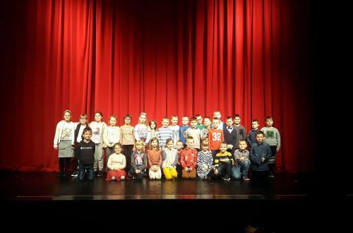 1c i 2a w teatrze w Grudziądzu